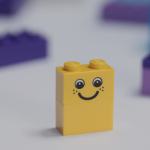 Lego brick for PlayFULL Insights