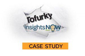 InsightsNow Tofurky Case Study