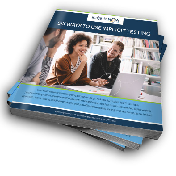 Six Ways to Use Implicit Testing