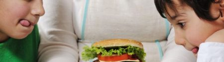 Plant burger anticipation